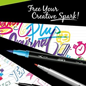 BIC Intensity Felt Pens for Journal and Adult Colouring and Creative