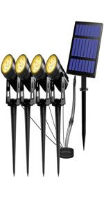 solar spotlight 4pack