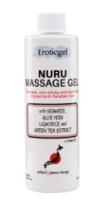 Nuru Massage Gel
