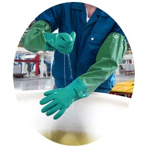 Chemicals Resistant