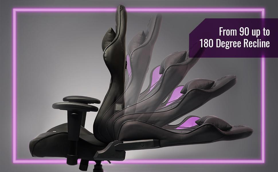 Whether you're gaming or working, comfort is our top priority!