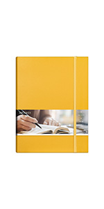EMSHOI B5 College Ruled Composition Notebook