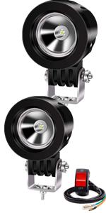 2inch mini driving light aux lights
