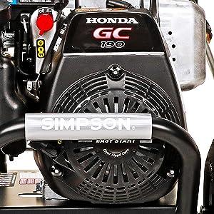 simpson pressure washer 60551 engine