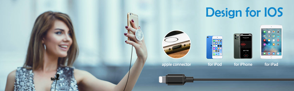 MIC FOR IPHONE AND IPAD