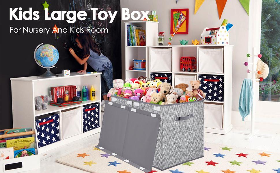 toy box toy chest bins