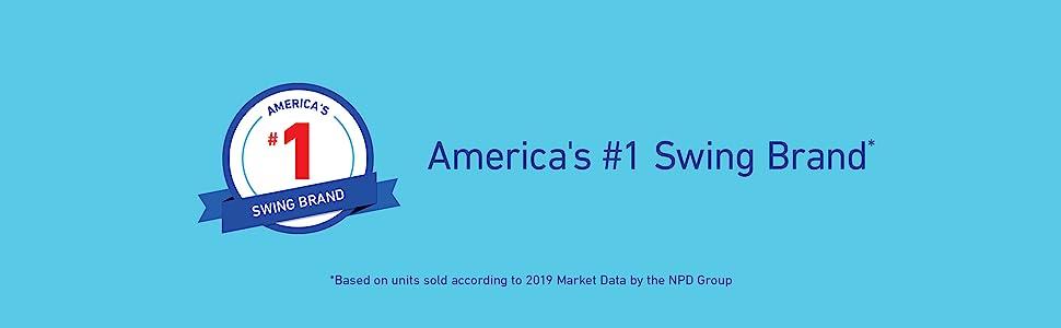 Graco America's #1 Swing Brand