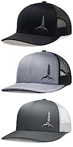 LARIX Tamarack Mountain Trucker Hat