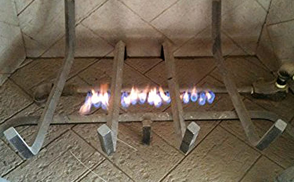 Midwest Hearth Log Lighter Installed