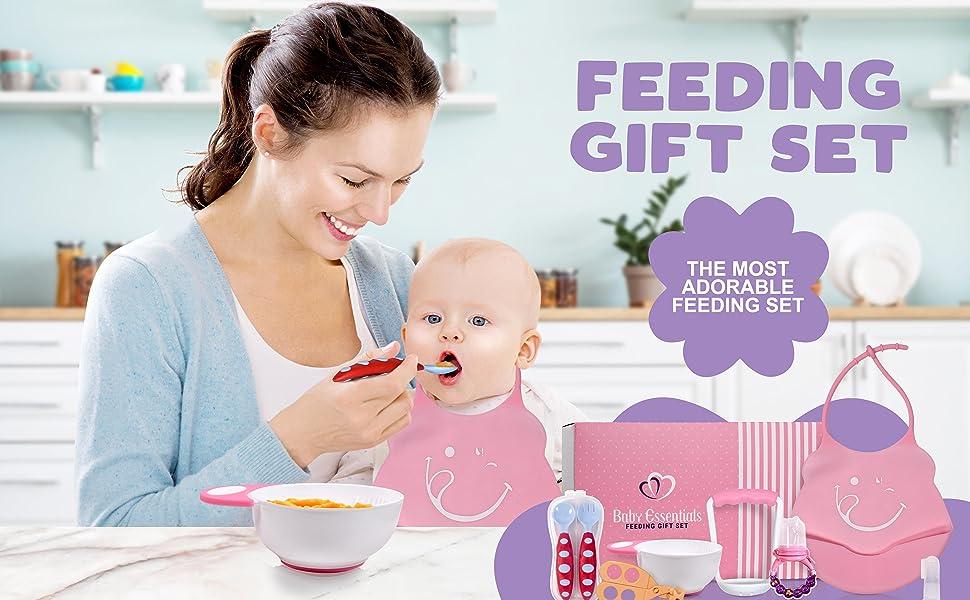 feeding gift set header