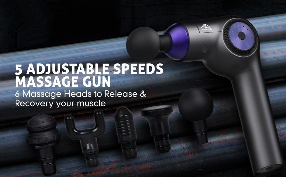 percusive massage gun