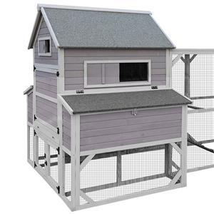 chicken coop chicken tractor