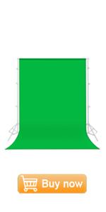 6 x 9 ft Green Screen Backdrop