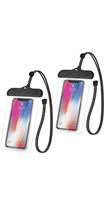 phone case phone pouch waterproof 12 pro Max 11 Xs Xr X 8 plus 7 SE galaxy s20 s10 s9 s8 note 10 9