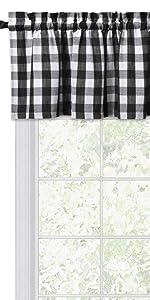 buffalo kitchen curtains