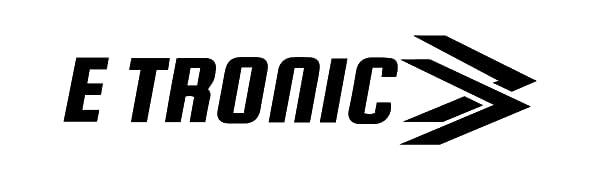 E Tronic company logo