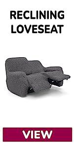 upholster dustproof slip cover shaped loveseat elastic furniture fundas livingroom boards proof