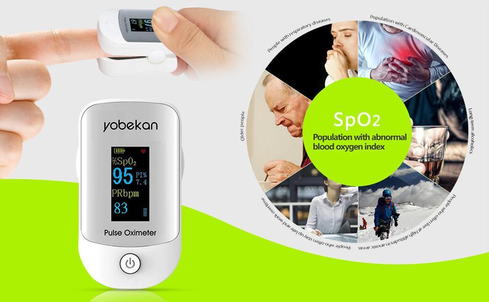 oximeter for health