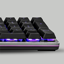 RGB Per-Key Backlighting