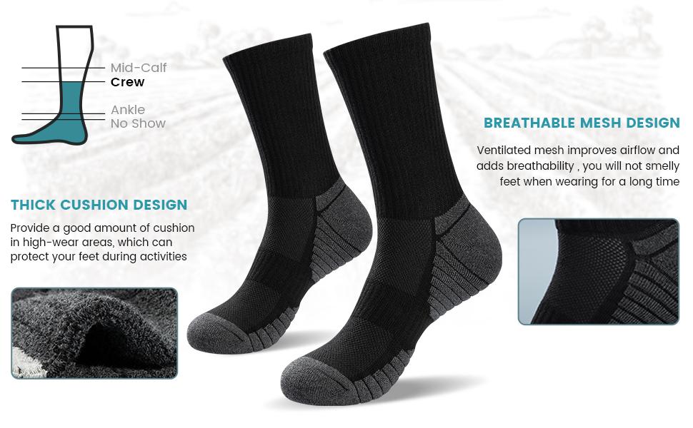 mens socks walking socks thermal socks socks for men