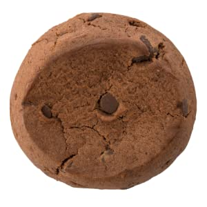 deep chocolate fudge gluten free nut free vegan cookie