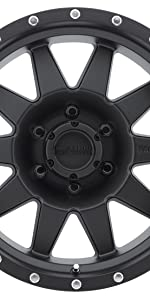 Method 301, Matte Black Method Race Wheels, Method Wheels 301 Matte Black