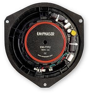 Magnet EMPHASER EM-FTF2 Lautsprecher für Fiat Ducato, Citroen Jumper, Peugeot Boxer
