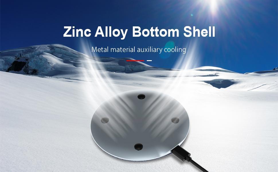 Zinc Alloy Shell