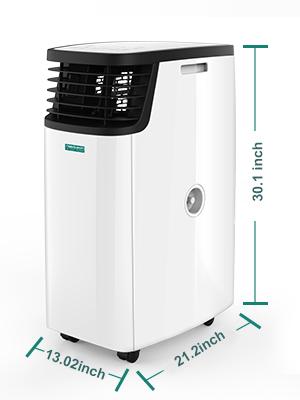 Portable Air Conditioner for Room Dehumidifier 12000BTU Portable Air Conditioning for Bedroom 4