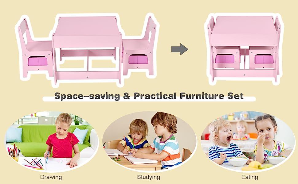 space saving toddler furniture