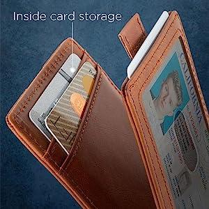 small wallet, mens wallet slim, money clip wallet, money clip for men, mens slim wallet