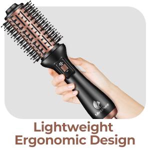 Lightweight Ergonomic Design