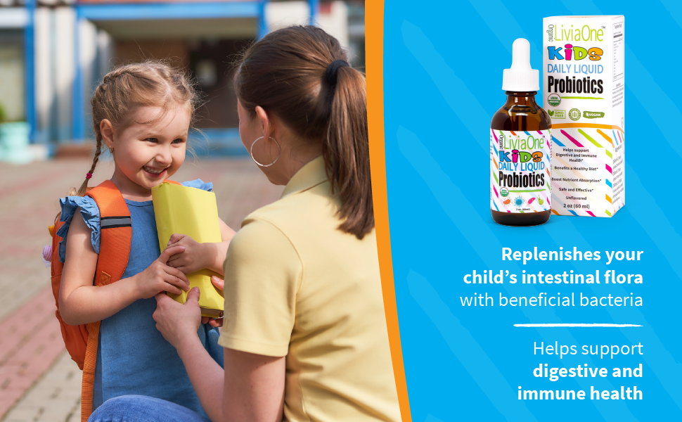 Supports digestive and immune system