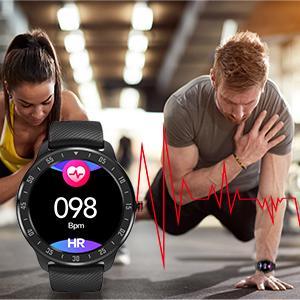 smart watch fitness tracker for women