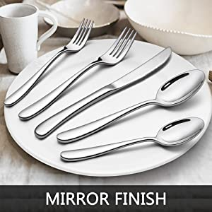 Silverware Set for 8