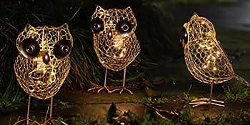 outdoor figurine lights