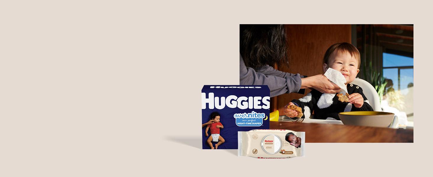 Huggies Overnite