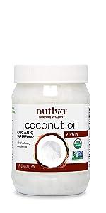 coconut oil, virgin coconut oil, cooking oil