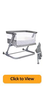NEST Bedside Bassinet for Baby