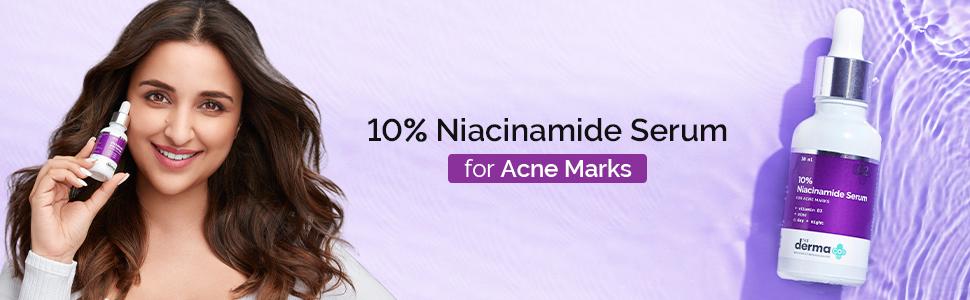 10% Niacinamide Face Serum