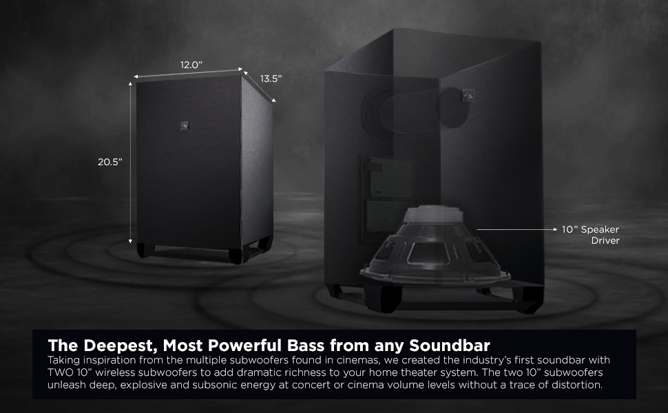9.2 Subwoofers