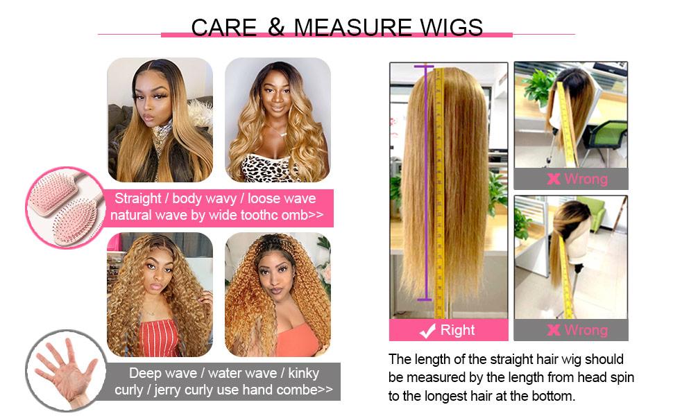 Care amp;amp; Measure Wigs