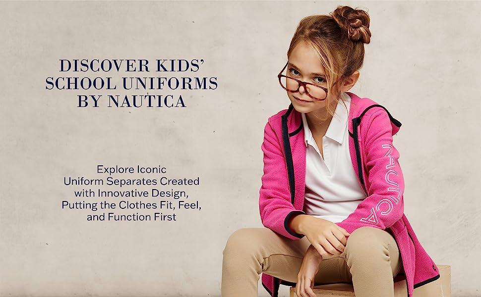 Discover kids' school uniforms