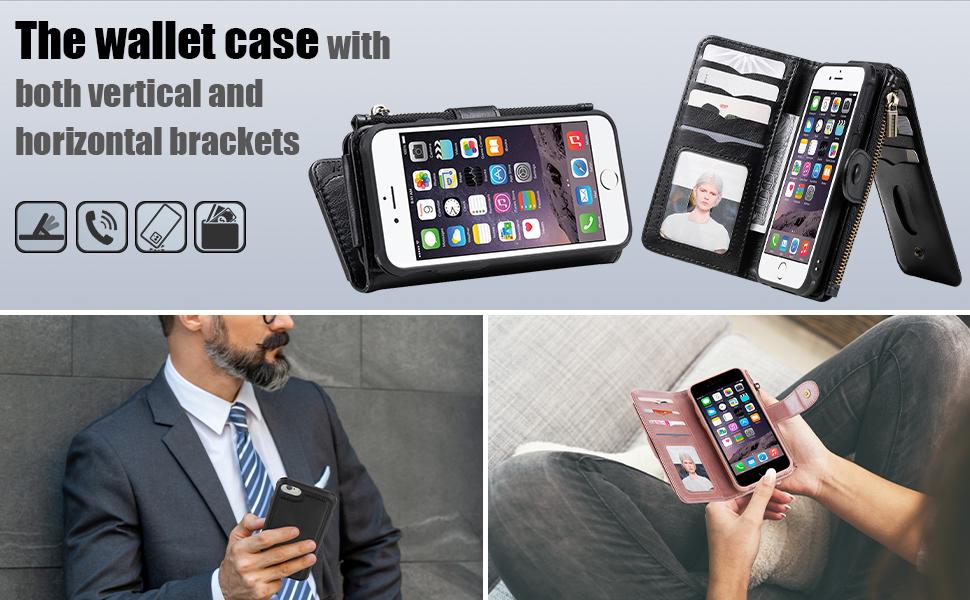 iphone xr wallet case for women