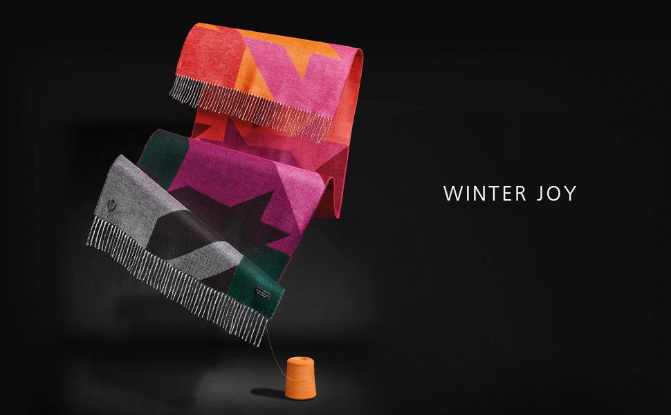 Fraas scarves - winter joy