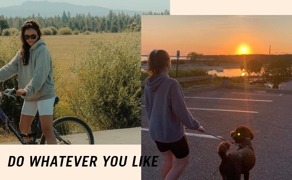womens biker shorts