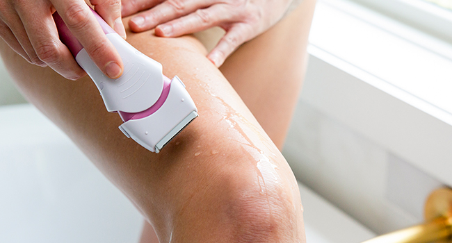 Cordless Design to Shave Wet or Dry