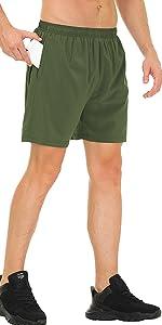 Menamp;#39;s Running Shorts