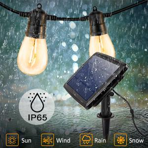 Waterproof Solar Patio Light