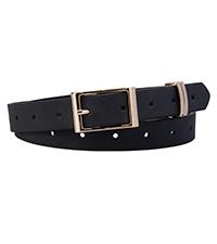 jessica simpson perforated skinny belt